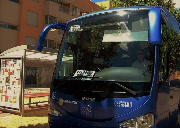 Este sábado entran en vigor los nuevos horarios del Servicio de Transporte por Autobús de Yebes y Valdeluz