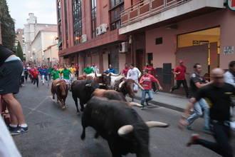 Los Encierros en Guadalajara (Poema en diez partes o tramos de encierro)