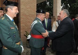 Vicente Tirado ensalza la unidad y la pluralidad de España
