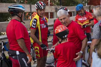 El I Día de la Bici Solidaria de Trillo consigue reunir 925 euros a beneficio de la