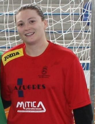 Verónica Sánchez Pérez Renueva con el FSF Alovera