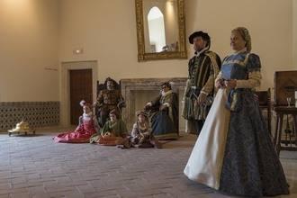 El Palacio Ducal de Pastrana revive su historia, vuelven las visitas teatralizadas los primeros sábados de cada mes