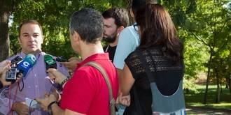El Ayuntamiento de Guadalajara prepara 220.000 euros para mejorar todo el entorno de la Fuente de la Niña