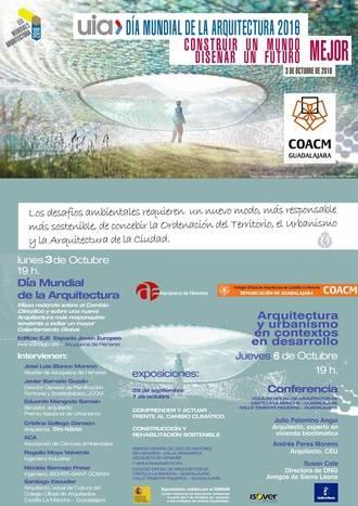 Los arquitectos de Guadalajara celebrarán su día
