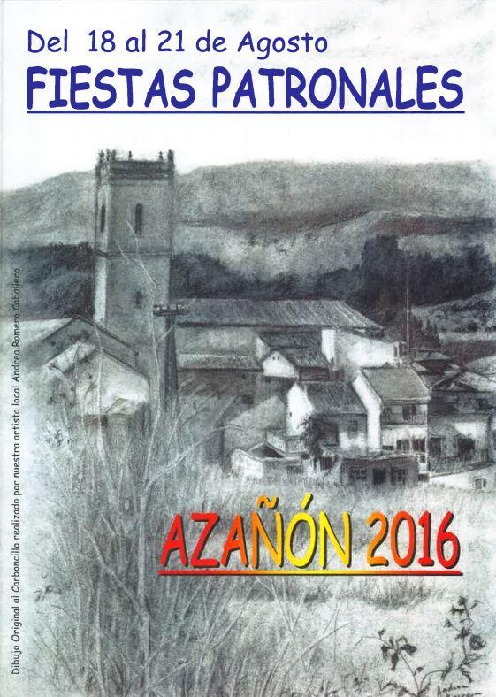 Tributo a 'El Barrio' y 'El Último de la Fila' en las fiestas de Azañón y Viana de Mondéjar