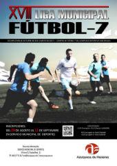 El lunes se abre el plazo de inscripción en la XVIII Liga de Fútbol 7 de Azuqueca