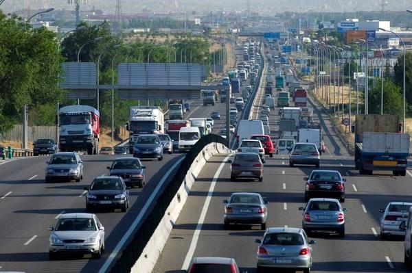 La DGT prevé casi 200.000 desplazamientos por las carreteras de Guadalajara en el puente de agosto
