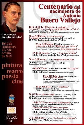 Cuenta atrás para que Guadalajara conmemore el centenario del nacimiento de Buero Vallejo
