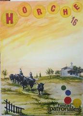 Más de 90 actividades, durante 15 días, completan el programa de las Fiestas de Horche'2016
