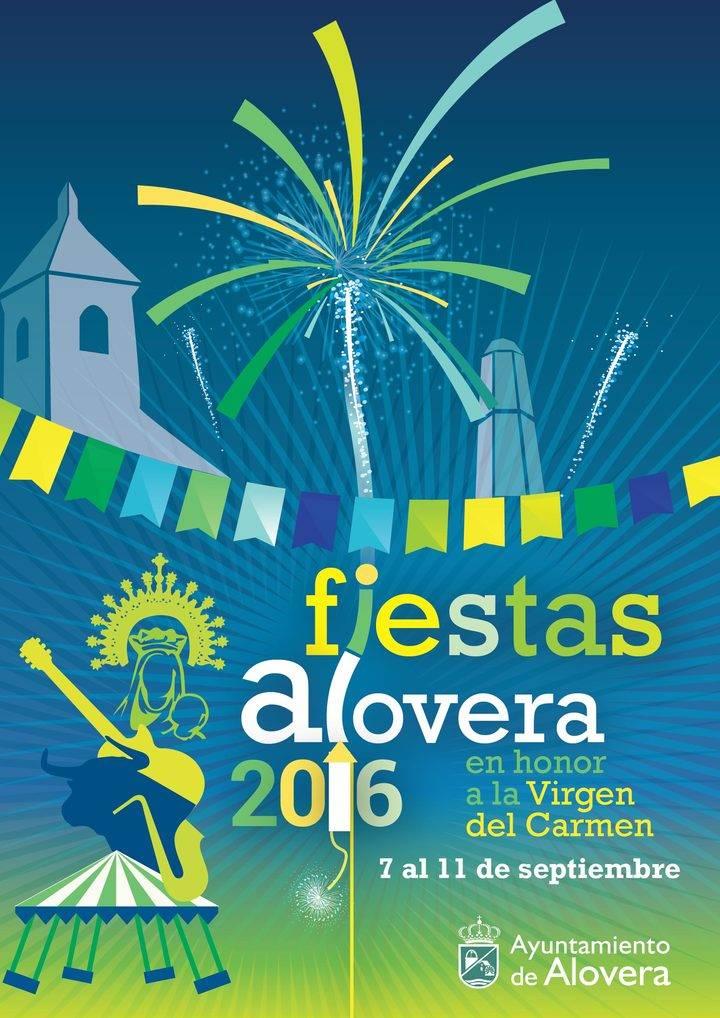 Alovera celebra del 7 al 11 de septiembre sus fiestas en honor a la Virgen del Carmen