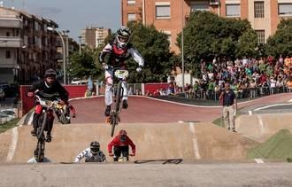 La selección de Castilla-la Mancha se impone por cuarto año consecutivo en el Campeonato de España BMX