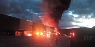 Investigan una posible relación entre los dos incendios de Chiloeches