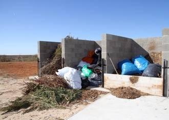 El Ayuntamiento de Quer retoma la recogida de desechos de poda