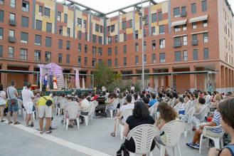 El teatro familiar de Azuqueca ha congregado este verano a 1.200 personas