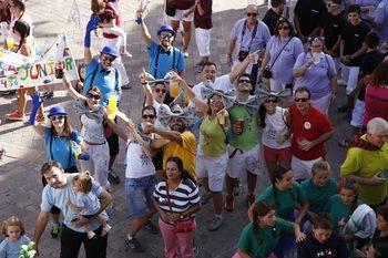 """Punto y final a unas fiestas patronales de Trillo con una """"elevada participación"""""""