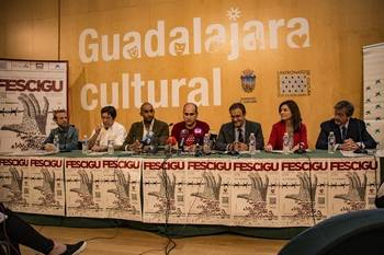 """Presentado el FESCIGU 2016, con la proyección de cortos de calidad y el compromiso social como """"señas de identidad"""""""