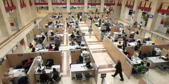 Castilla-La Mancha por encima de la media nacional en número de funcionarios, Guadalajara la que menos tiene