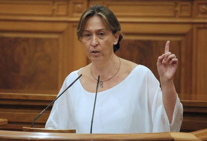 """Guarinos: """"El incendio de Chiloeches ha puesto a Page y al PSOE bajo la sospecha de corrupción y de tráfico de influencias"""""""