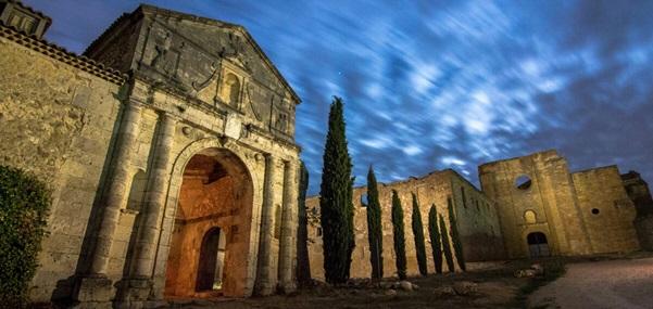 Más de 130 artistas se darán cita en el Monasterio de Monsalud de Córcoles para el revolucionario proyecto SAN Fest