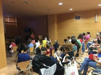 ANPE Guadalajara celebra un encuentro con los maestros que han aprobado oposiciones este verano