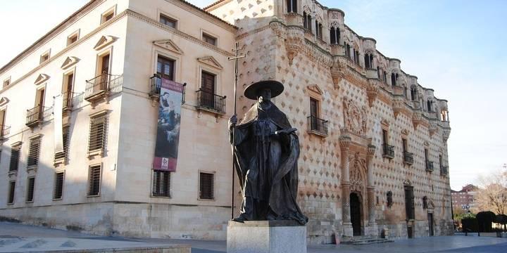 Las obras de rehabilitación del Palacio del Infantado se adelantan del Presupuesto de 2017