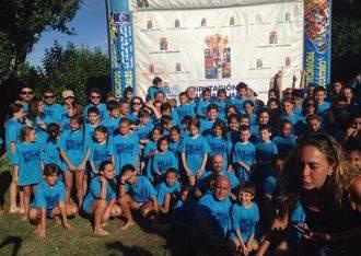 El Interpueblos de Natación que organiza Diputación sigue sumando participantes ante su última semana