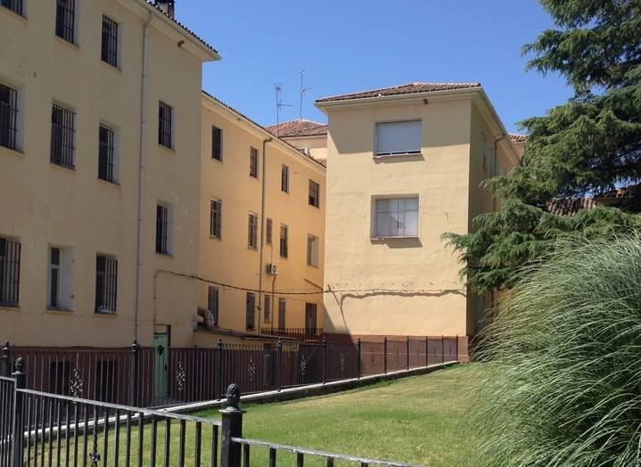 Hasta el Sanatorio de Alcohete llegan 12.705 euros para mejoras