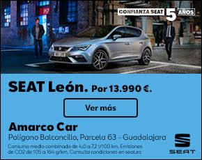 Publicidad AMARCO CAR